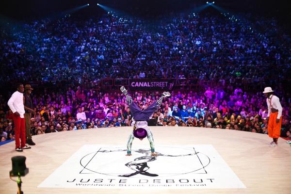 Шоу продолжается - Juste Debout 2012