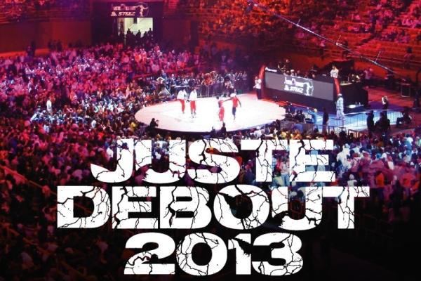 Juste Debout 2013: в ожидании грандиозного шоу