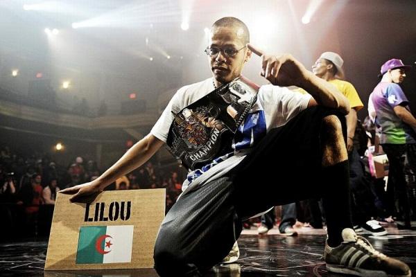 Восхождение на танцевальный Олимп би-боя Lilou