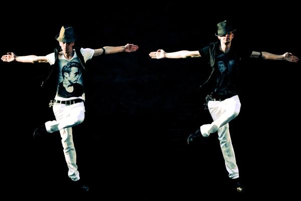 Аргентинские вундеркинды - близнецы Ломбард