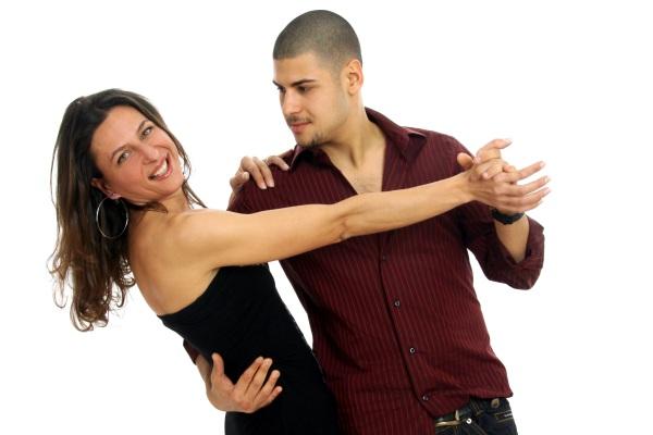 Чувственный танец меренге