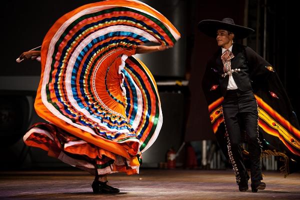 Мексиканские танцы: краткий обзор