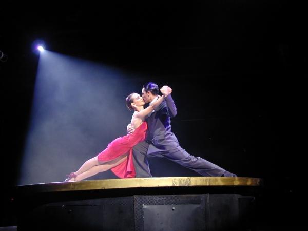 Мора Годой – богиня аргентинского танго