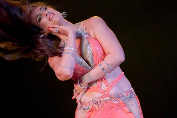 Выдающиеся танцовщицы bellydance - интервью Орит Мафтсир