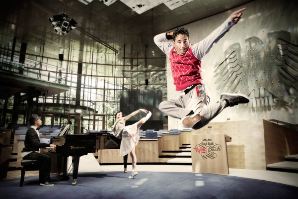 Red Bull Flying Bach – удивительное слияние двух миров