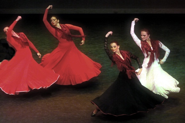 Испанский народный танец: особенности направления