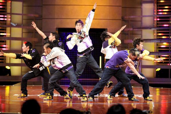 Американское шоу – короли танцпола