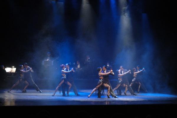 Искушение танго: программа известной труппы Tango Seduccion