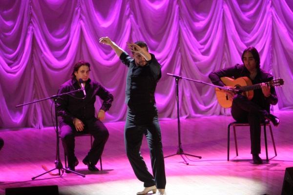 Фестиваль фламенко Viva Espana