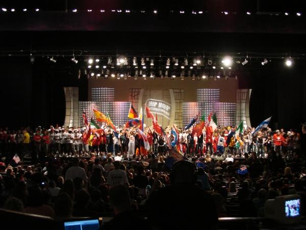 World Hip Hop Championship» в Лас-Вегасе