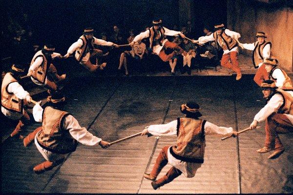 Аркан – танец предков