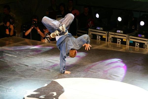 Кодекс чести танцоров брейка