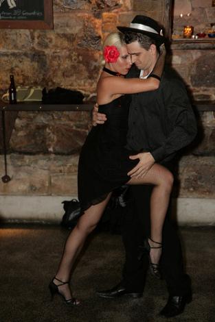 Бачата – спокойный танец из латиноамериканской программы (фото, видео)