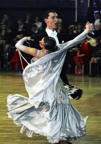 Учимся танцевать венский вальс. Онлайн-урок №2