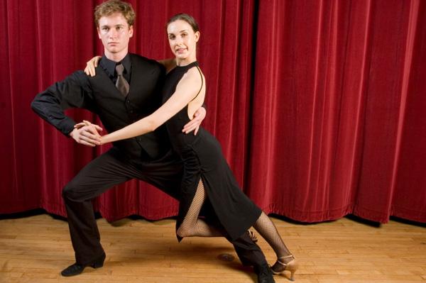 Мир бального танца как он есть