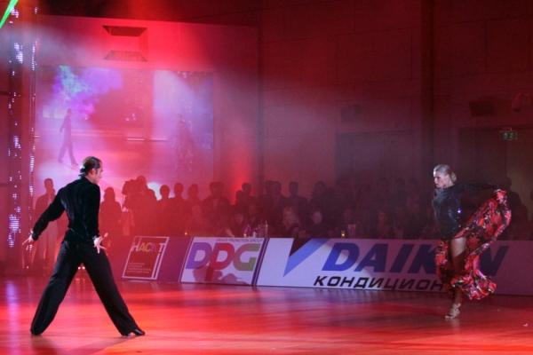 Выдержки из интервью Юлии Загоруйченко, примы бальных танцев