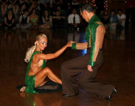 Классификация танцоров в бальных танцах