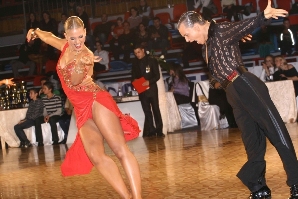 Латиноамериканская программа – пять танцев, покоривших Европу