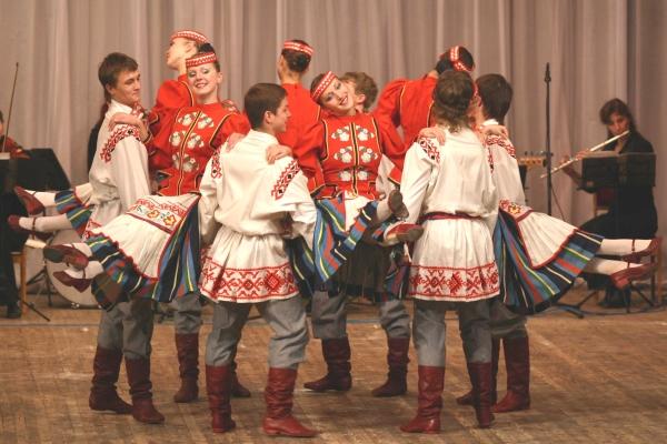 Белорусские народные танцы