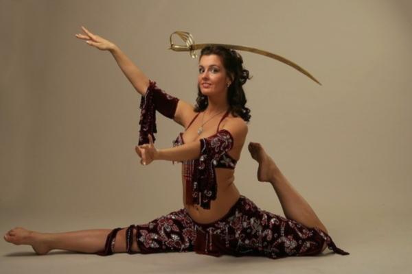 Танец живота с оружием