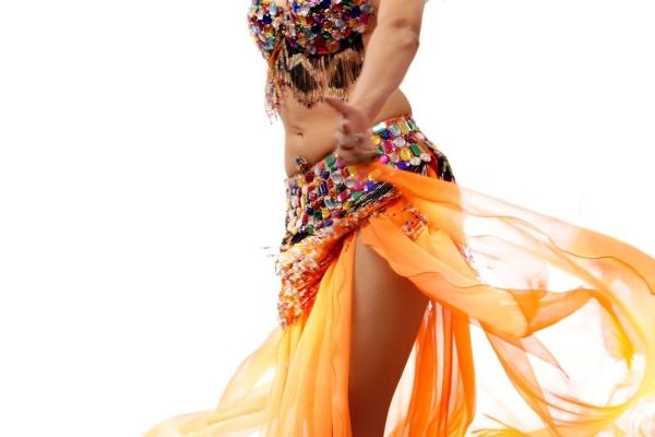 История развития танца живота в России