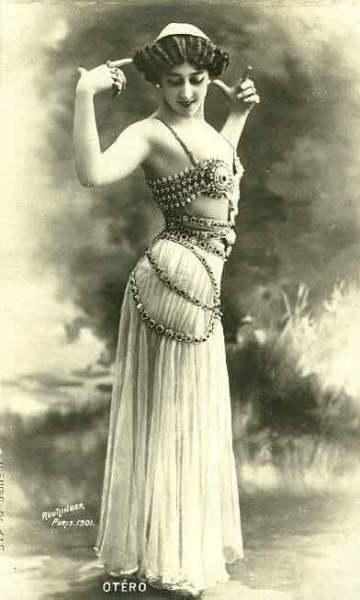 Происхождение и развитие восточного танца живота