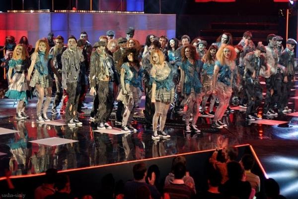 Большие танцы – новое танцевальное шоу России