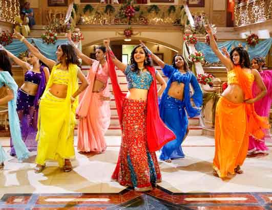 От традиционного индийского танца до танцев Болливуда