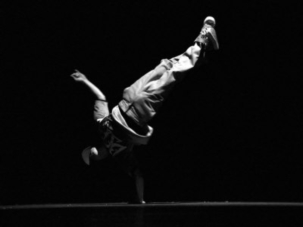 B-boy Born - интервью с танцором