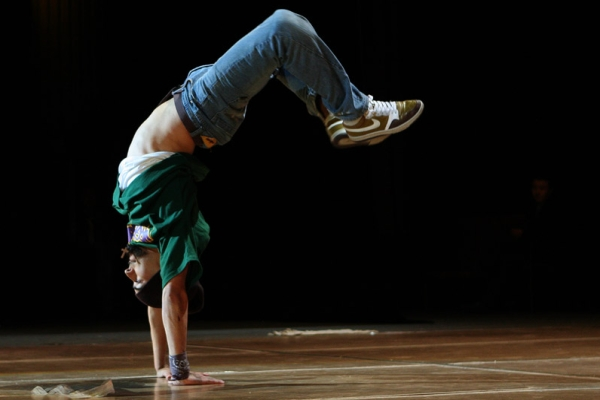 Брейк-данс – становление популярного танцевального направления