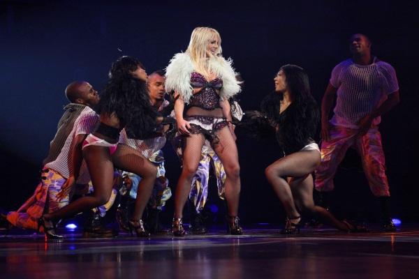Бритни Спирс – королева эстрадного танца
