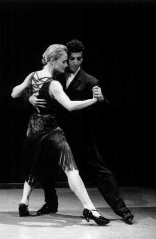 Cabaceo и правило первого и последнего танго