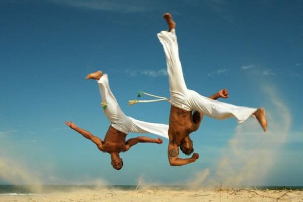 Капоэйра – сочетание боевого искусства и танца
