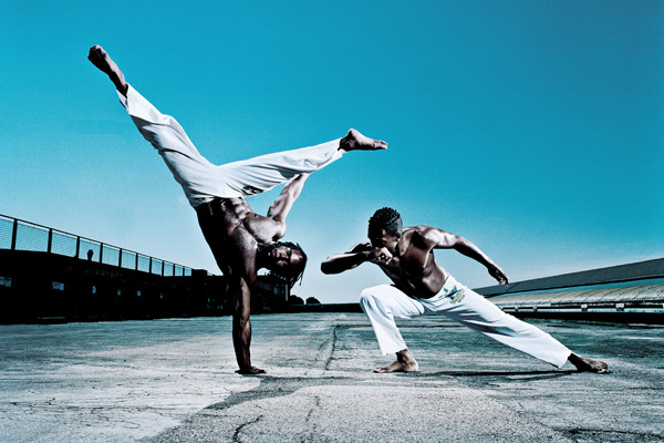 Капоэйра во всем многообразии: несколько разновидностей танца