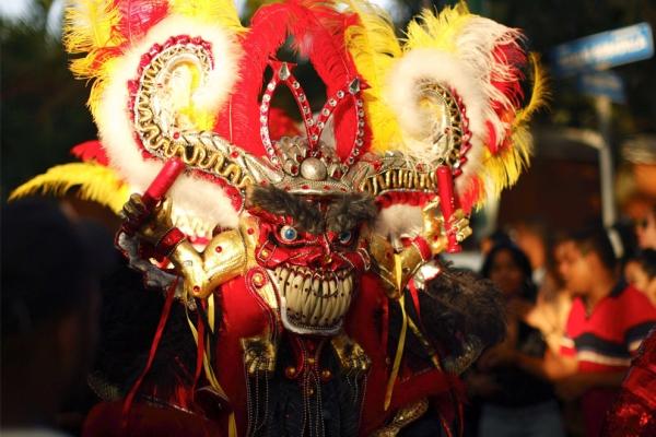 Карнавал в Доминикане – феерическое шоу