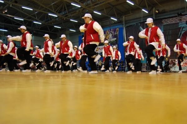 Современные танцы на Чел'Z Extreme Games Belarus