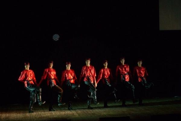 Ливанский народный танец Дабка