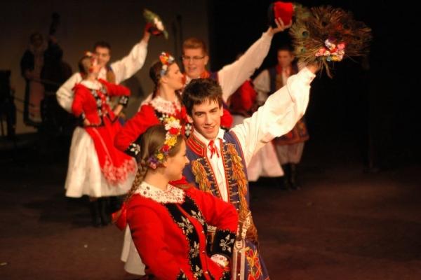 Краковяк - историческое достояние Польши