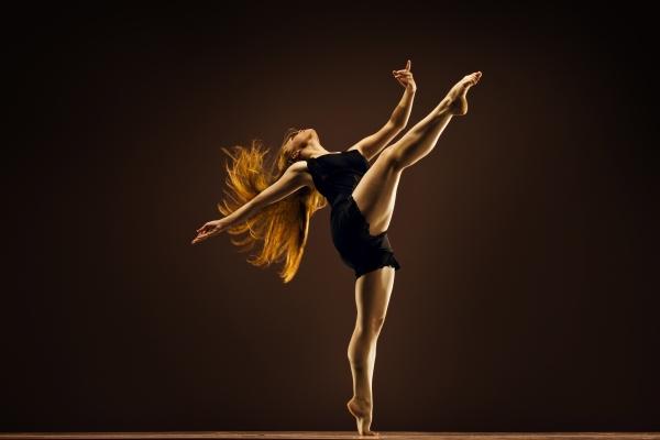 Травмы во время танца