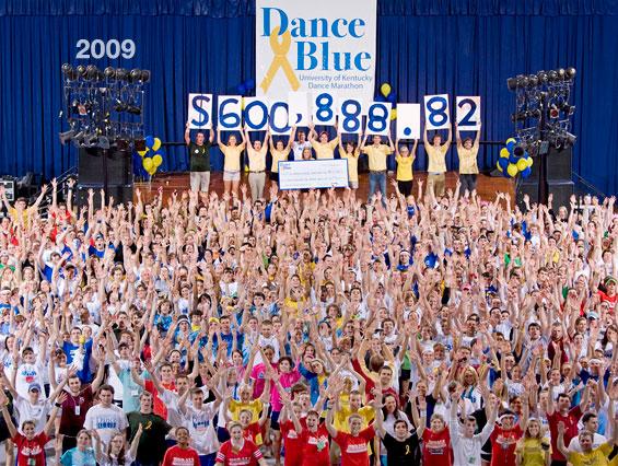 Дальнейший рост популярности танцевальных марафонов
