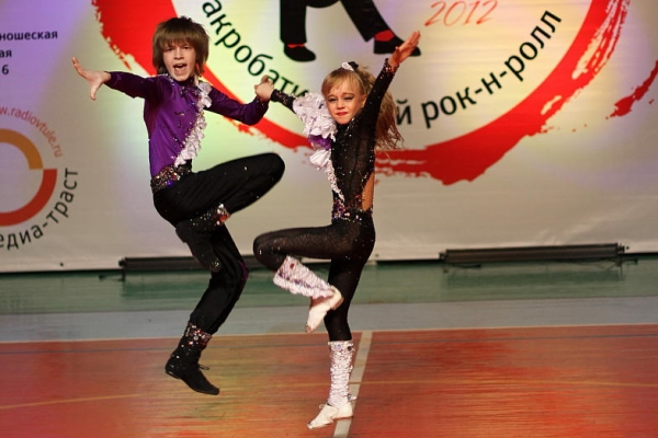 Одесский флешмоб в стиле рок-н-ролл
