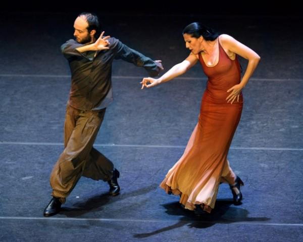 Фестиваль современного танца в Уфе