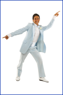 Секрет идеального мужского танца