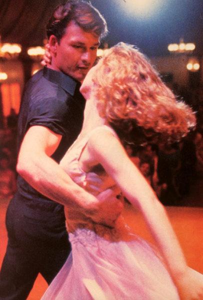 Легендарный фильм – «Грязные танцы»