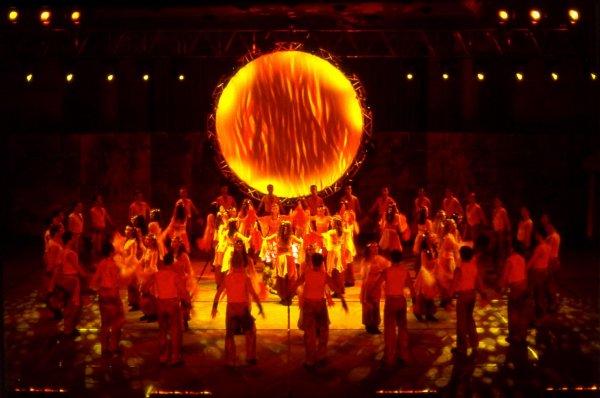 «Огонь Анатолия» - шоу, покорившее весь мир