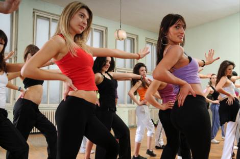 Восстанавливаем форму на dance-fitness  (фото, видео)