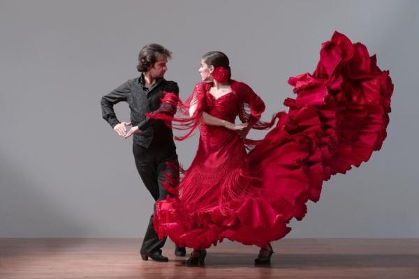 Испанский танец фламенко – обучение техники сапатеадо