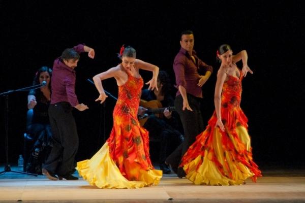 Триумф народных танцев в Кремле