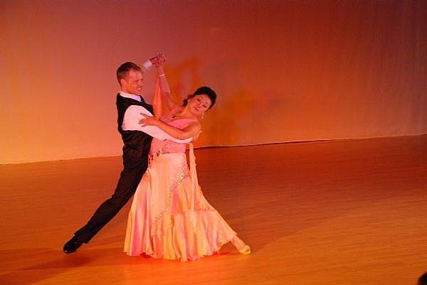 Характеристика техники исполнения танца фокстрот
