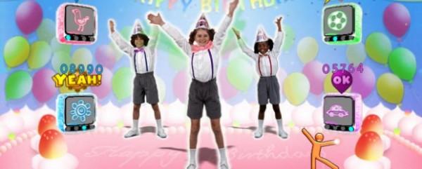 Игровые танцы для детей и взрослых